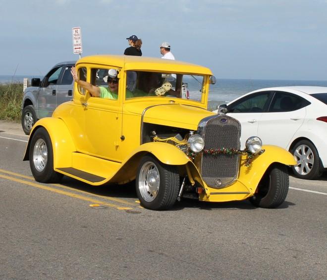 . . . fancy cars . . .